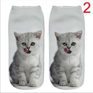 Accessories - Kitty cat Socks